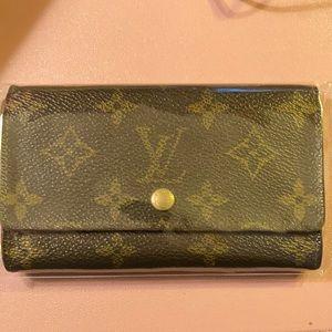 Med Louis Vuitton wallet